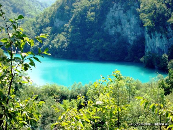 Национальный парк в области Лика (Хорватия)