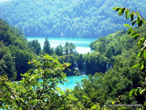поездка в Хорватию