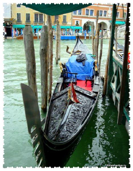 путешествие по Венеции