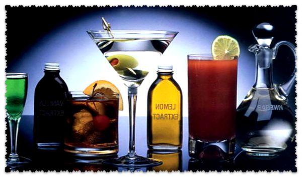 Национальные напитки