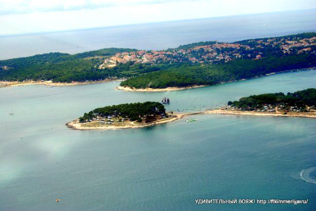 Острова Хорватии