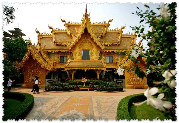 Белый Храм Ронг Кун