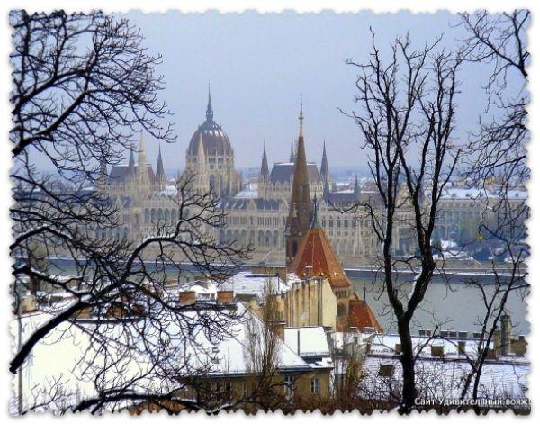 термальные источники Венгрии