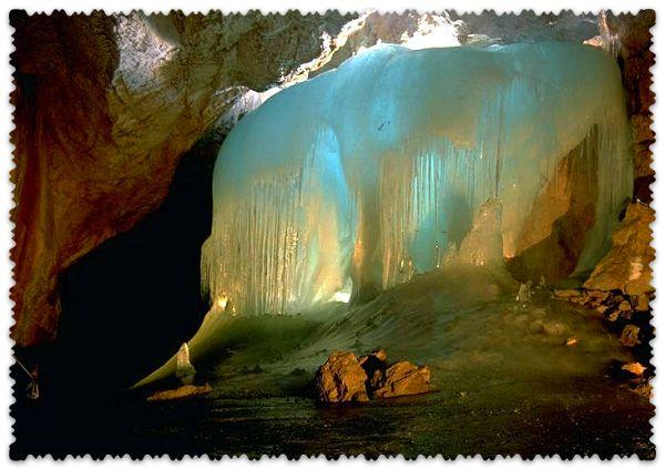 пещера Австрии
