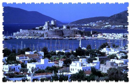 Отдых не Эгейском море