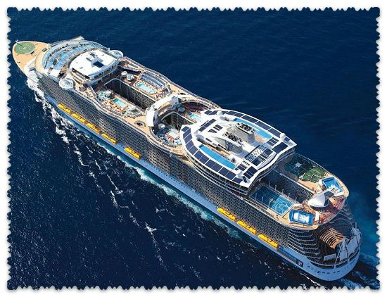 лайнер «Оазис морей» (Oasis of the Seas)