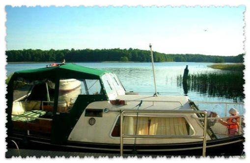 плавучие дома ( houseboat)