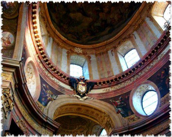 церковь Святого Петра в городе Вена