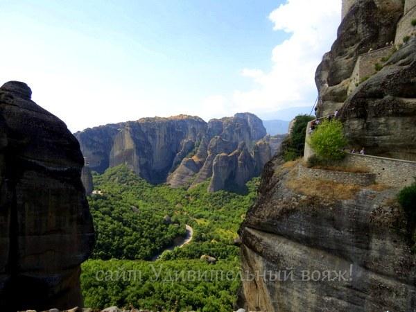 Экскурсия в Метеоры Греции
