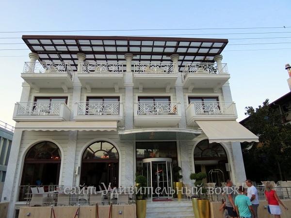 Ресторан в Платамонасе