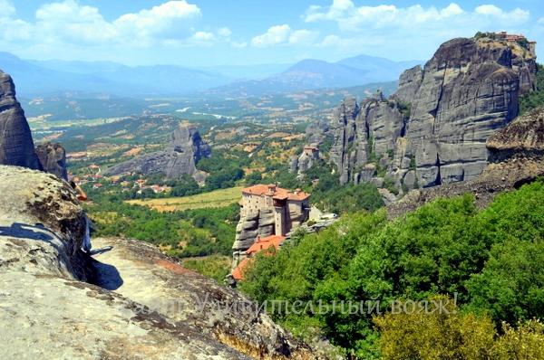 Святые Метеоры, Греция