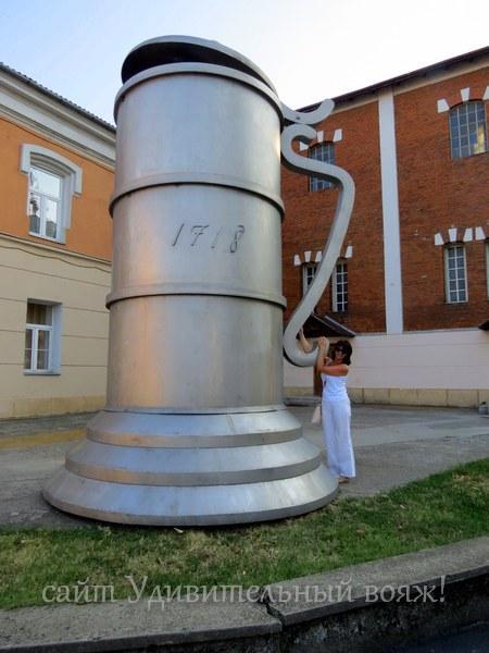 фабрика пива в Тимишоарах