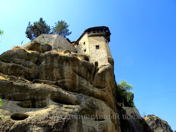 монастырь Святого Варлаама, Метеоры