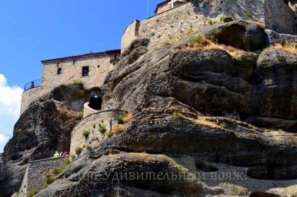 монастырь Святого Варлаама, Греция