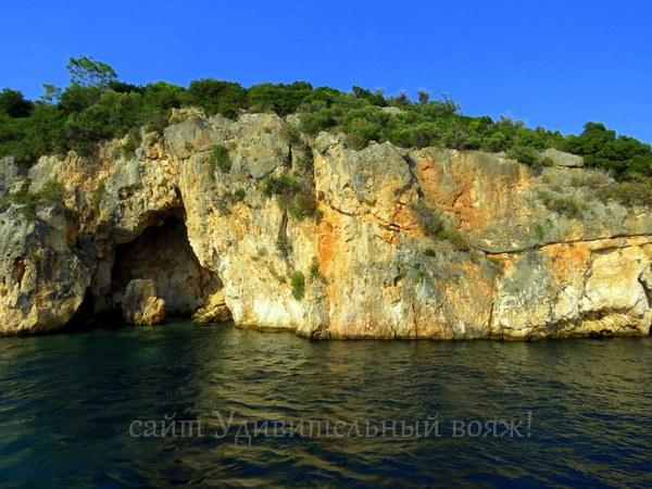бухты Эгейского моря
