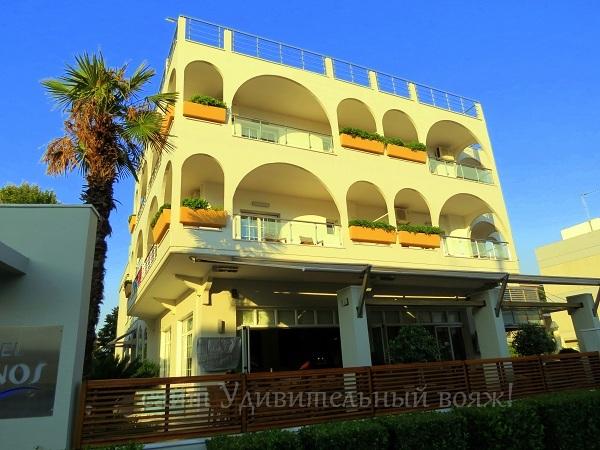 """Отель в Греции """"Кронос (Kronos)"""