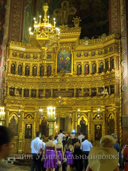 Собор Трех Святителей в Румынии
