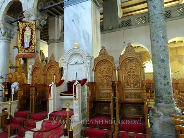 Церковь Святого Димитрия в Салониках