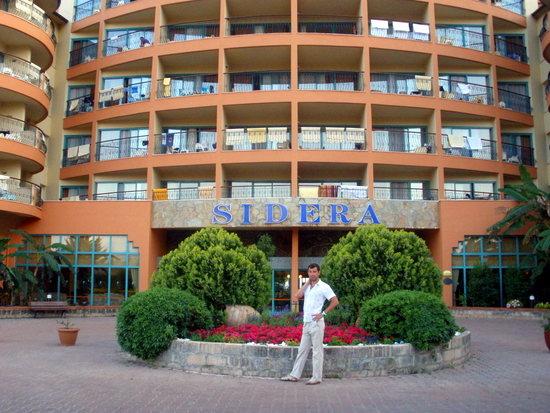 Отель в Турции Sidera 5* (Клуб отель Сидера)