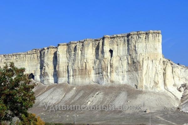 пещера Белой скалы Алтын – Тешик