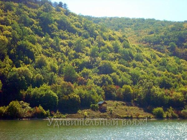 Крымские пейзажи в октябре