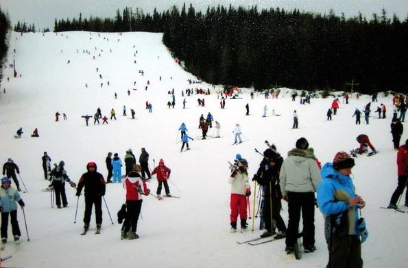 горнолыжный курорт Штрбске плесо