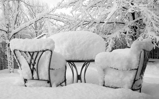зимний отдых