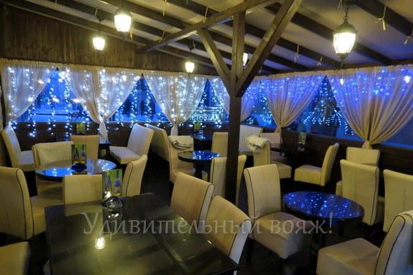 ресторан музей во Львове Дом Чая Victorian