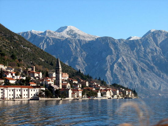 Отдых без визы в Черногории