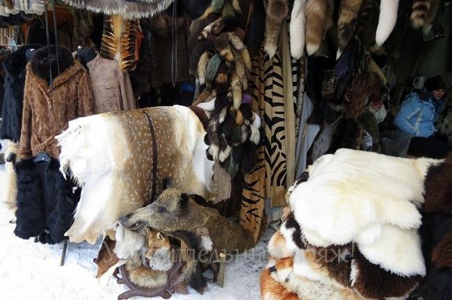 меховые изделия в Польше