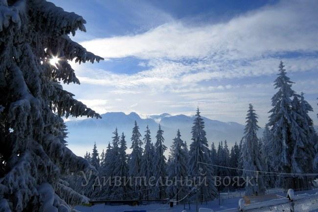 горные пейзажи Польши
