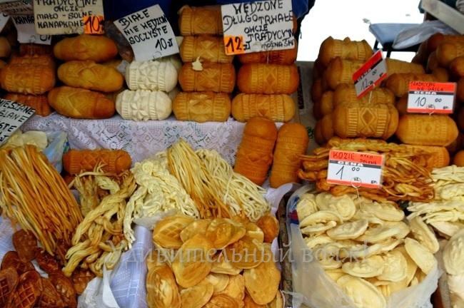 домашний сыр в Польше