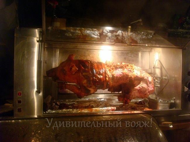 Польская кухня в Закопане