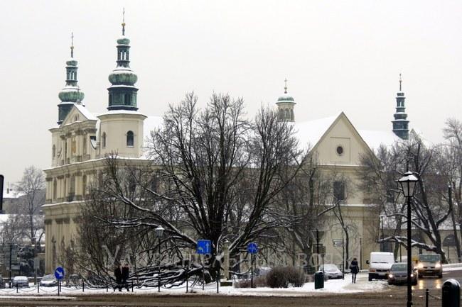 город Краков