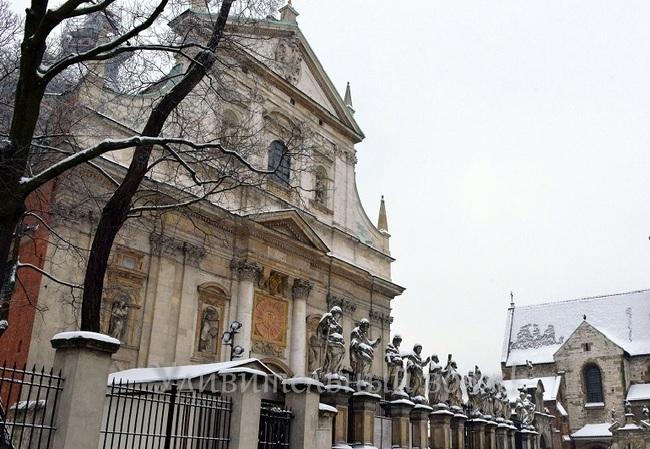 костел Св. Петра и Павла в Кракове