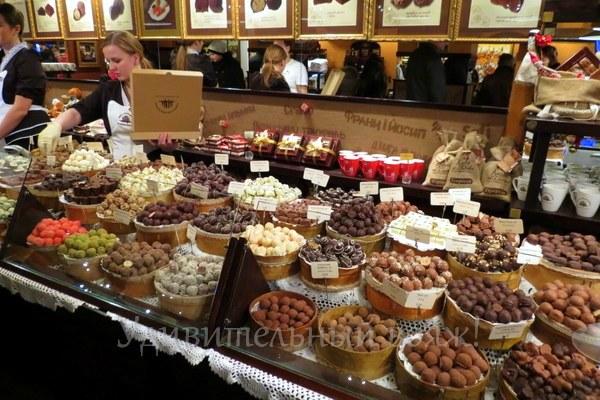 шоколад ручной работы во Львове