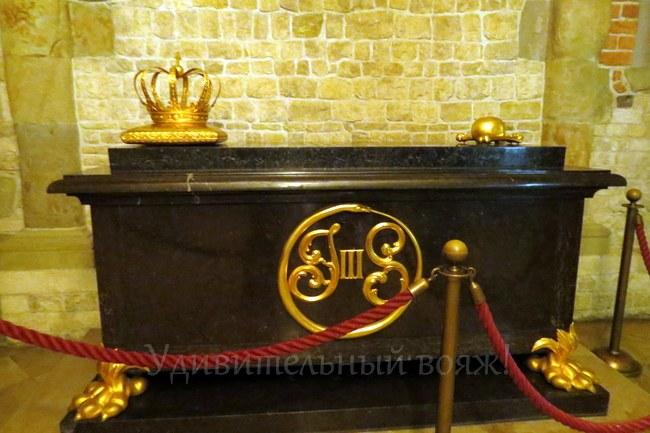 Кафедральный собор, королевская усыпальница, Вавель