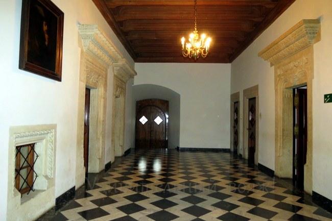 В Вавельском замке