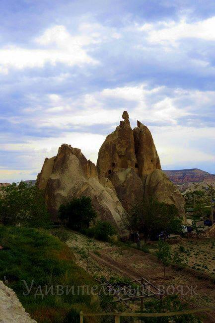 долина Гереме, Каппадокия