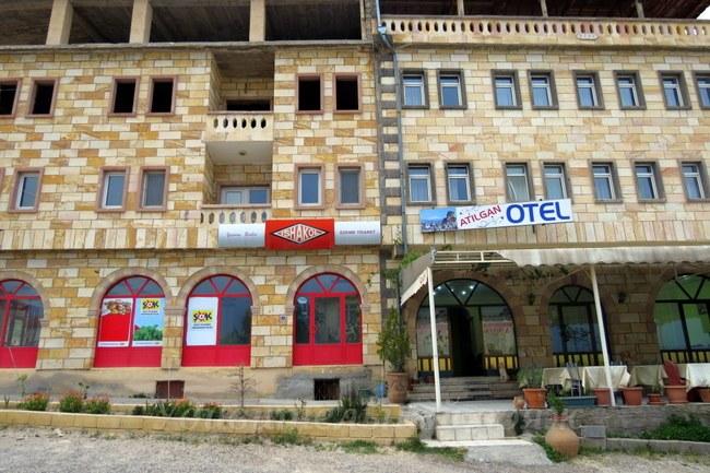 отель в Каппадокии, город Ургюп