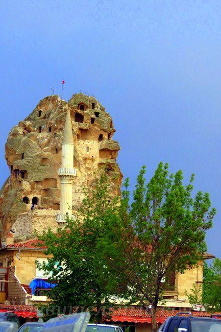 экскурсия а Каппадокию, город Ургюп