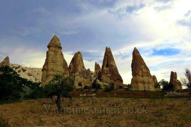 Экскурсия по Каппадокии