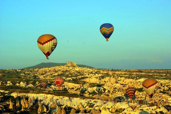 Достпримечательность Турции - Каппадокия