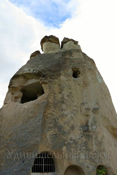 горы Каппадокии