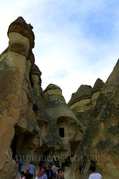 Долина Монахов,путешествие в Каппадокию