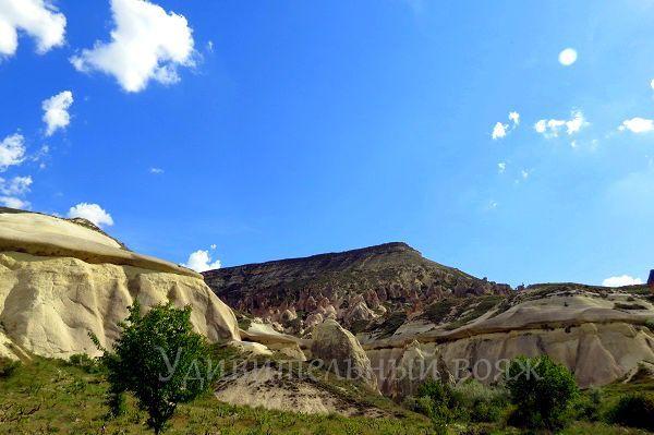 ландшафт Каппадокии