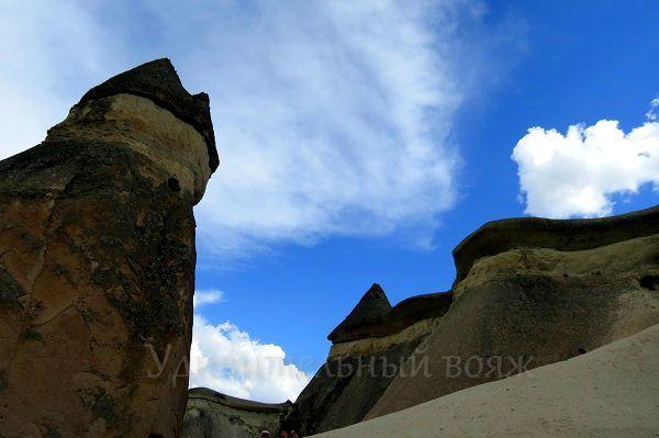 Долина Монахов, Каппадокия, Турция
