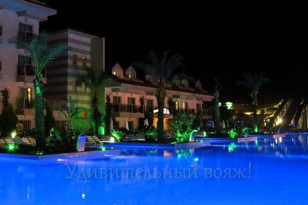 отель в Турции Grand Pearl Beach Resort