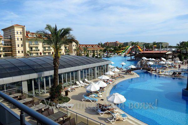 Отель в Турции Grand Pearl Beach