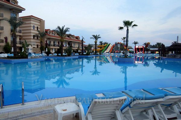 отель в Турции Grand Pearl Beach Resort & Spa 5*